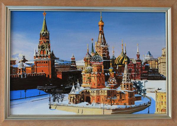 3-Кремль-Москва